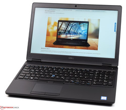 The Dell Latitude 5590, courtesy of Cyberport.
