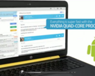 Promo video shows an upcoming Android notebook from HP