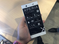 The Xperia XA1 Ultra features a massive 6-inch display. (Source: Technave)