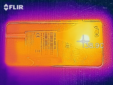Thermal image rear