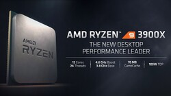 AMD Ryzen 9 3900X (Source: AMD)