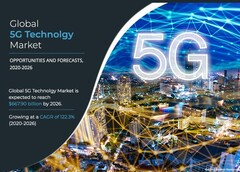The 5G tech market may have the potential to explode over the coming years. (Source: AMR)