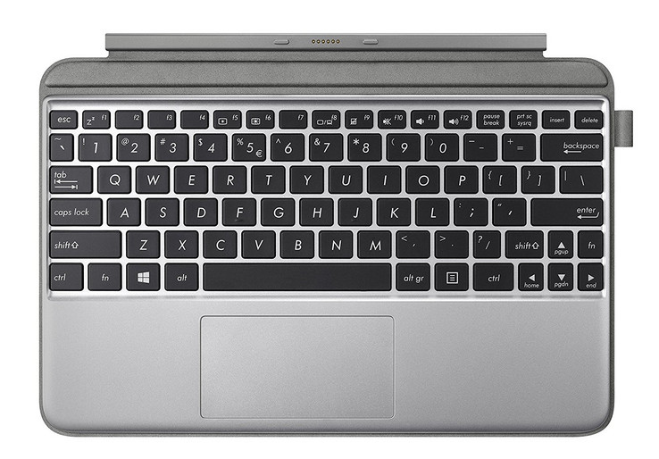 input devices of the Transformer Book