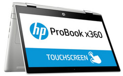 A view of HP ProBook x360 440 G1's touchscreen (Source: HP)