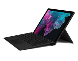 Microsoft Surface Pro 6 still without USB Type-C