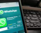 WhatsApp had a brief outage at the dawn of the New Year. (Source: VentureBeat)