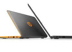 HP Chromebook 11 G6 and Chromebook 14 G5 coming with MIL-STD-certified designs and USB Type-C charging (Source: HP)