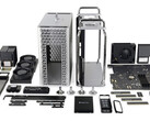 iFixit's Mac Pro teardown: (Image source: iFixit)
