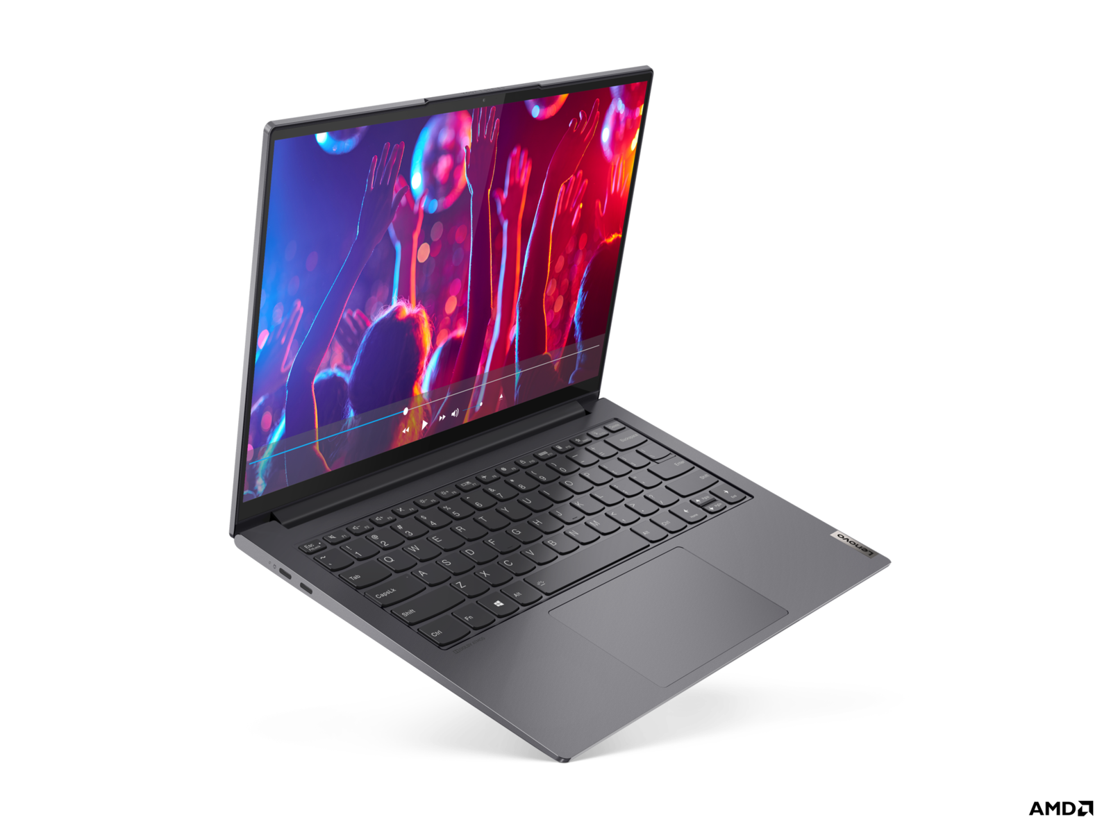 Lenovo Yoga Slim 7 Pro Combines Amd Ryzen 9 4900h With 14 Inch 16 10 Screen Notebookcheck Net News