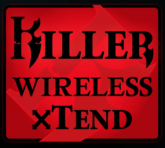 Killer xTend allows a Killer 1550-equipped laptop to act as a wireless extender. (Source: Killer)
