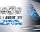 Gaming on 25 W Core i7-1065G7 Ice Lake-U can be up to 42 percent faster than 15 W version according to Intel
