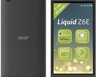 Acer Liquid Z6E 5-inch 720p Android smartphone