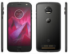 The Moto Z2 Force is expected to have a more durable case, an improved camera and a bigger battery compared to the Moto Z2 Play. (Source: Evan Blass via Twitter)