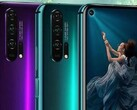 The Honor 20 Pro is to get a new generation soon. (Source: Honor)