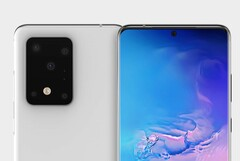 The Galaxy S20 lineup will still feature a triple-cam setup on the back, but the sensor sizes will vary among the three variants. (Image Source: PhoneArena)