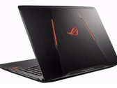 Asus ROG Strix GL553VD (7700HQ, FHD, GTX 1050) Laptop Review