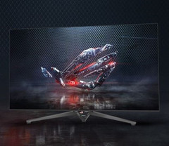 Asus is among the first OEMs to offer a BFGD, announcing the ROG Swift PG65. (Source: Asus)