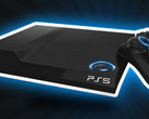 This is just a fan-made render of the upcoming PS5. (Source: Gamingcentral.in)