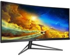 Philips has launched the 345M1CR Momentum UltraWide gaming monitor. (Image source: Philips)
