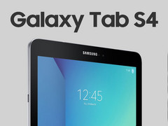 The new Galaxy Tab S4 will be getting a 10.5-inch 16:10 screen. (Source: Teltarif)