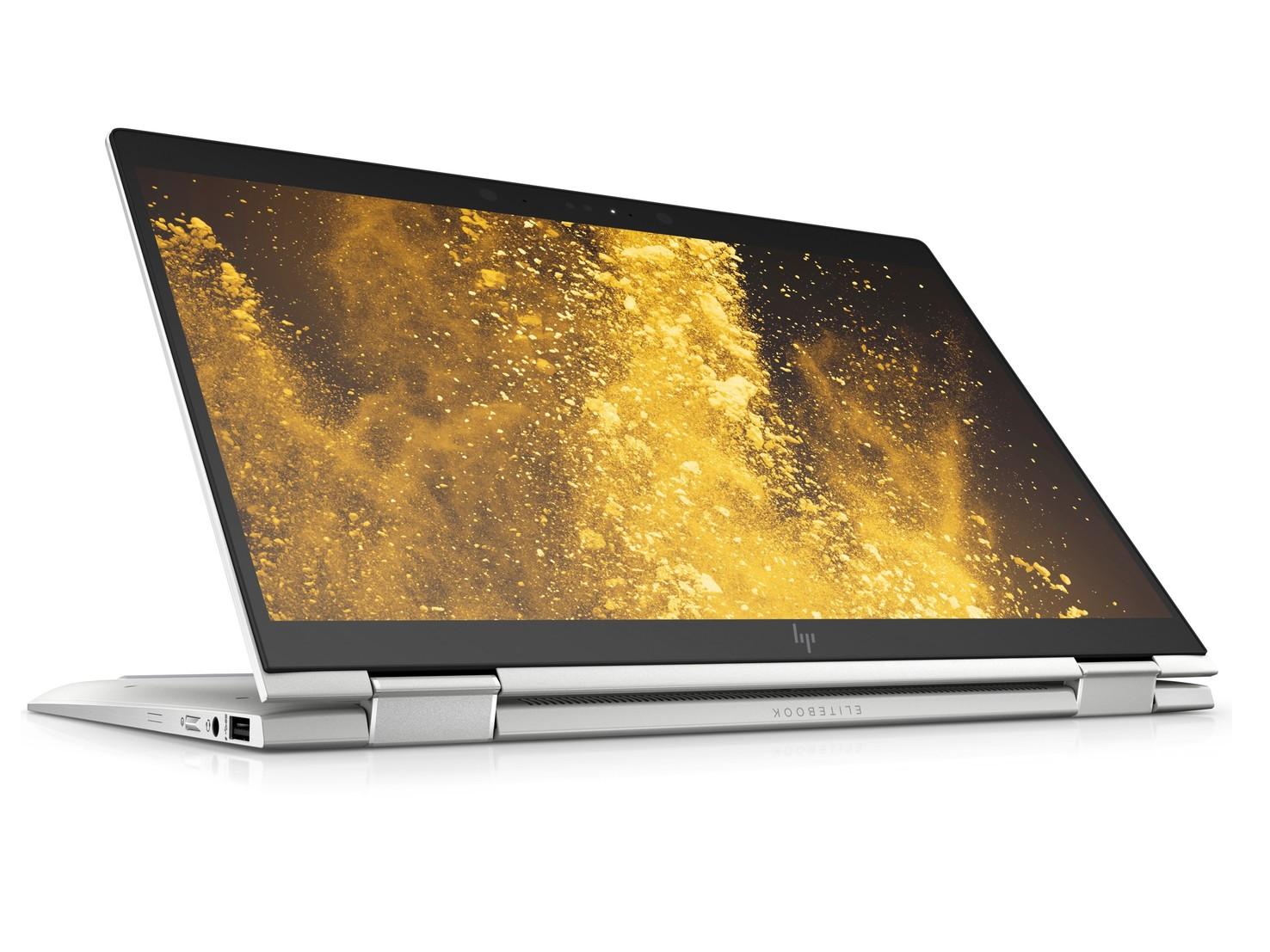 HP EliteBook x360 1030 G3 (i7-8650U, FHD) Convertible Review -  NotebookCheck.net Reviews