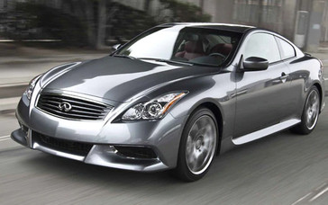 The Infiniti G37. (Source: InCights)