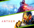 HP is giving gamers the chance to test out their RTX cards with Battlefield V or Anthem. (Source: HP)