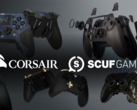 Corsair will soon own Scuf gaming, as well as all of its patents. (Image via Corsair)