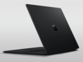 The new Surface Laptop 2 is now officially available in matte black. (Source: Microsoft)