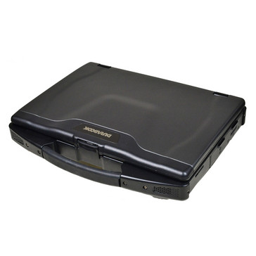 GammaTech SA14 R3, when closed the laptop becomes its own carry case. (Source: GammaTech)