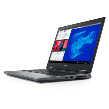 Dell Precision 7530 (Picture source: Dell)