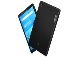 In review: Lenovo Tab M7. Test device was provided courtesy of: Cyberport