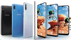 Samsung's Galaxy A series offers a wide range of decent midrange smartphones. (Source: India Today)