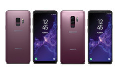 Samsung Galaxy S9/Galaxy S9+ leaked images