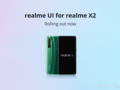 Realme X2 gets Android 10-based Realme UI update