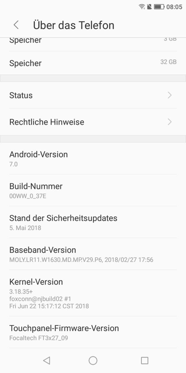 Sharp B10 Smartphone Review - NotebookCheck.net Reviews