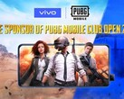 Vivo will sponsor the PUBG Mobile Club Open 2019. (Source: Tencent)