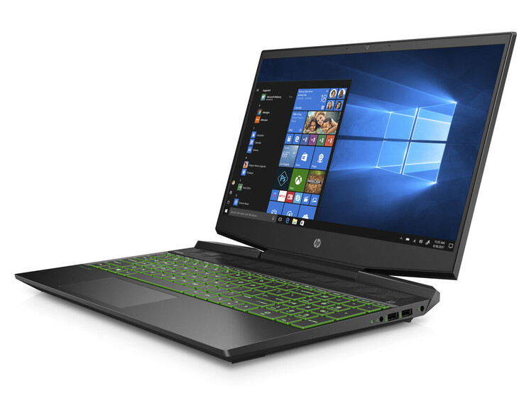 Hp Gaming Pavilion 15 Laptop Review A Powerful Yet Pleasingly Quiet Gaming Laptop Notebookcheck Net Reviews
