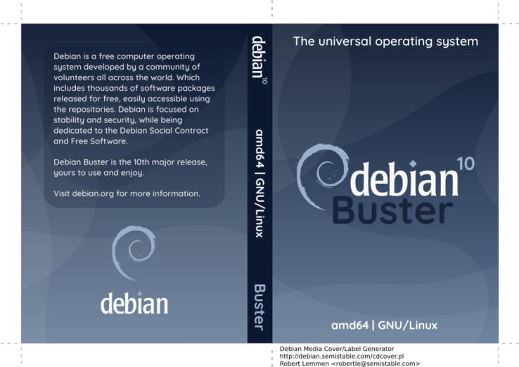 debian linux download 64 bit
