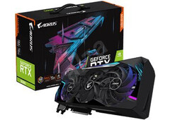 Gigabyte and other AIB partners will soon release RTX 30xx Super and Ti versions with more VRAM. (Image Source: Gigabyte Aorus)