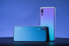 The P20 and P20 Pro are receiving new updates in Europe. (Image source: Huawei)