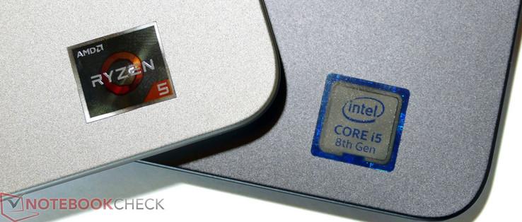 Honor Magicbook (Intel 8250U vs  AMD 2500U) Laptop Review