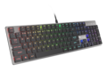 Genesis Thor 420 RGB Low-Profile Mechanical Keyboard Review: Low profile, small setbacks, good value