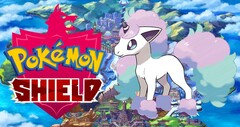 It seems Galarian Ponyta will be exclusive to Pokémon Shield. (Image source: TheGamer)