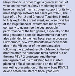 Sony PlayStation 5 could be unveiled at the PlayStation Meeting 2020 in February - contd. (Source: User D.Final on NeoGAF Forums)