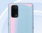 This could be a first glimpse at the Realme X3 Pro. (Image source: via TENAA)