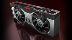 The AMD Radeon RX 67000 XT will be difficult to source at launch. (Image source: AMD)