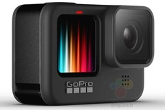The unboxing video is the latest leak of the GoPro Hero 9 Black. (Image source: Roland Quandt & WinFuture)
