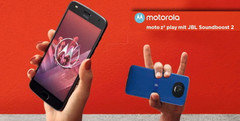 Motorola Z2 Play and its Moto Mods are coming to Germany next month (Source: Motorola)