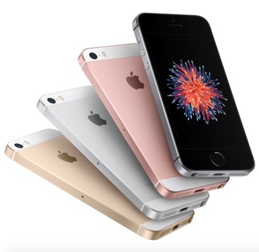 The current iPhone SE (2016) uses a chassis design from 2012. (Source: Apple)